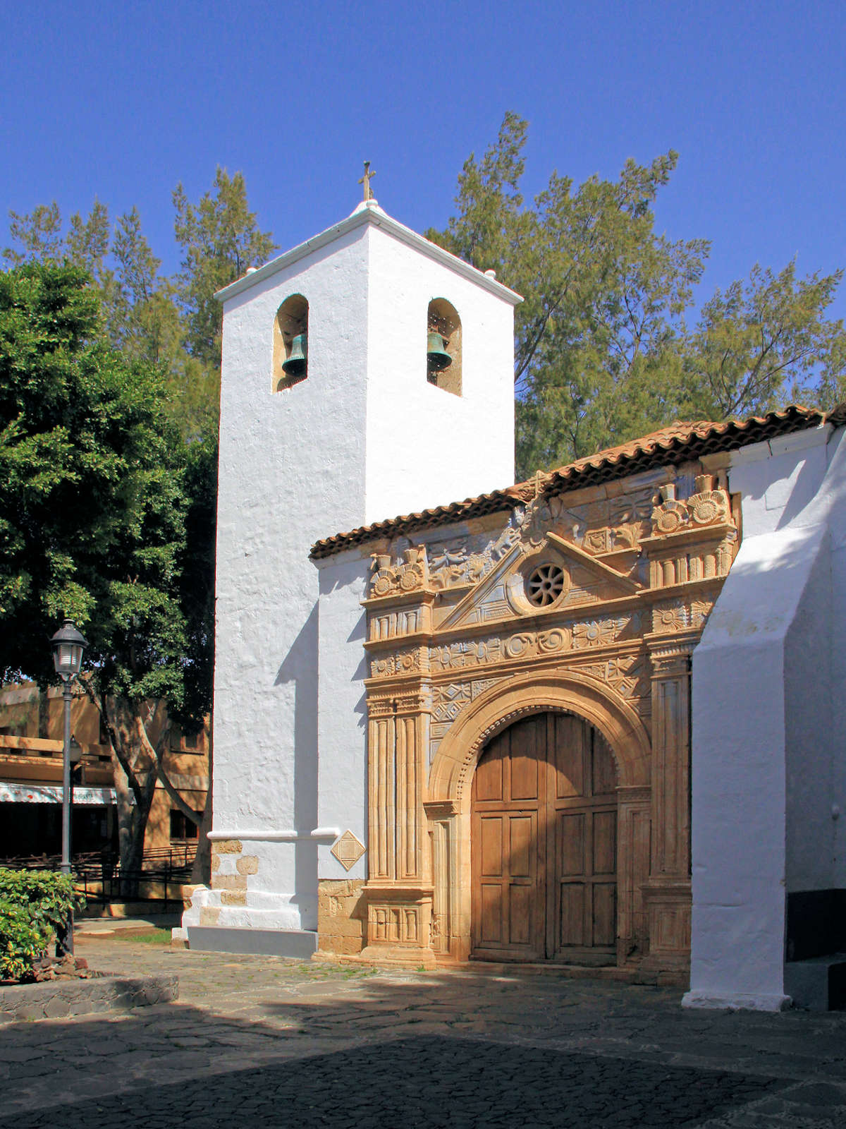 Iglesia-de-Nuestra-Señora-de-Regla-Pájara-Fuerteventura