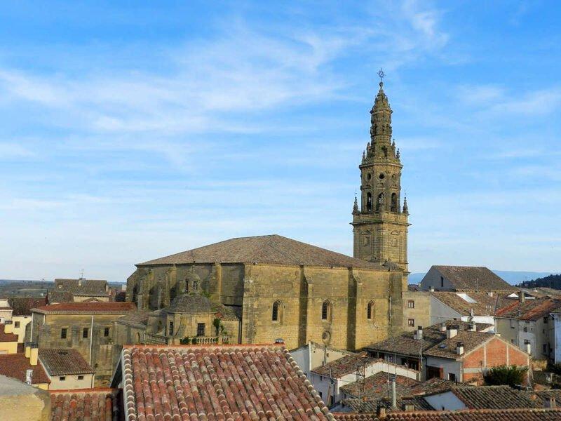 Iglesia de Nuestra Señora de la Asunción en Briones