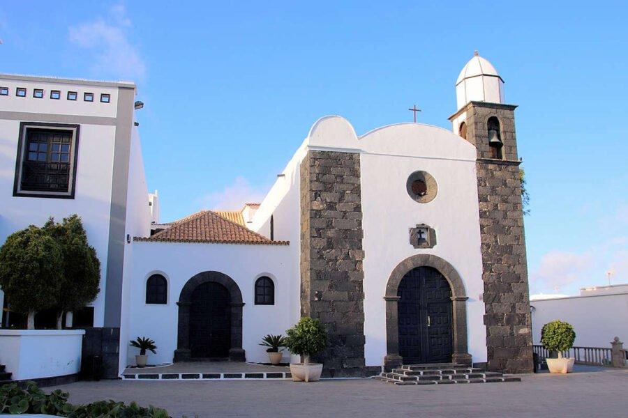 Iglesia de San Bartolomé en Lanzarote