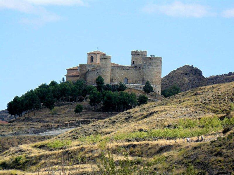 Iglesia de San Pedro en Cornago
