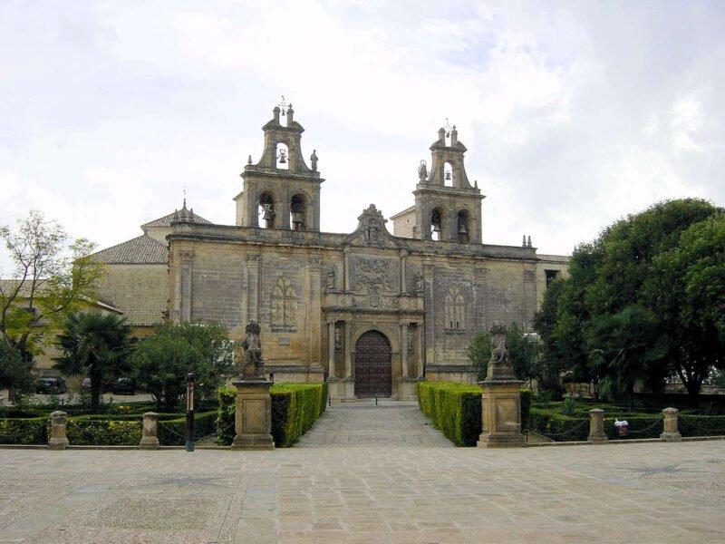 Iglesia de Santa María en Úbeda