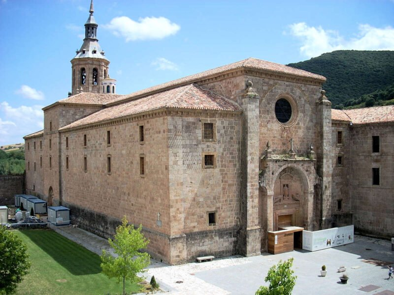 Iglesia del Monasterio de Yuso