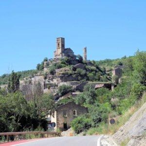 MONTAÑANA-Pueblo de Huesca