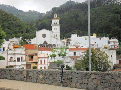 MOYA-Pueblo de Gran Canaria