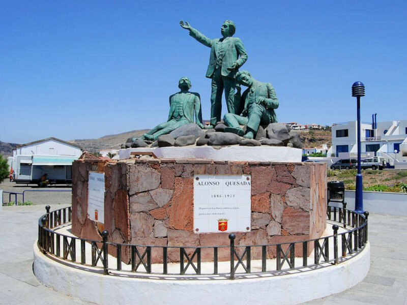 Monumento Puerto de las Nieves