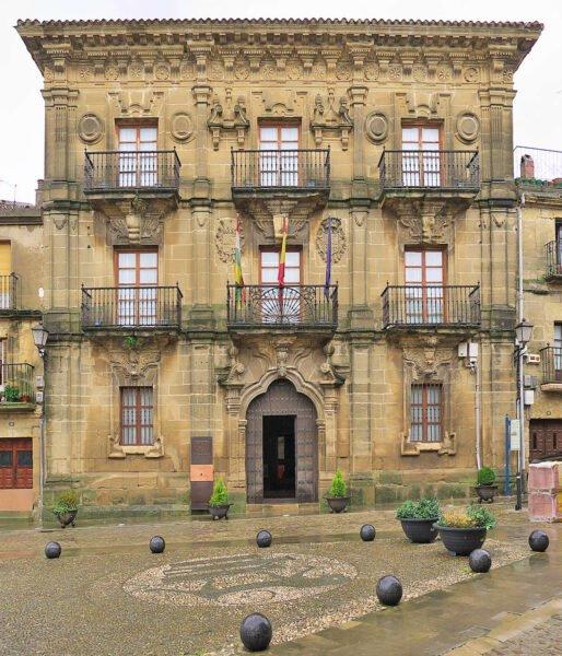 Palacio de los Marqueses de San Nicolás