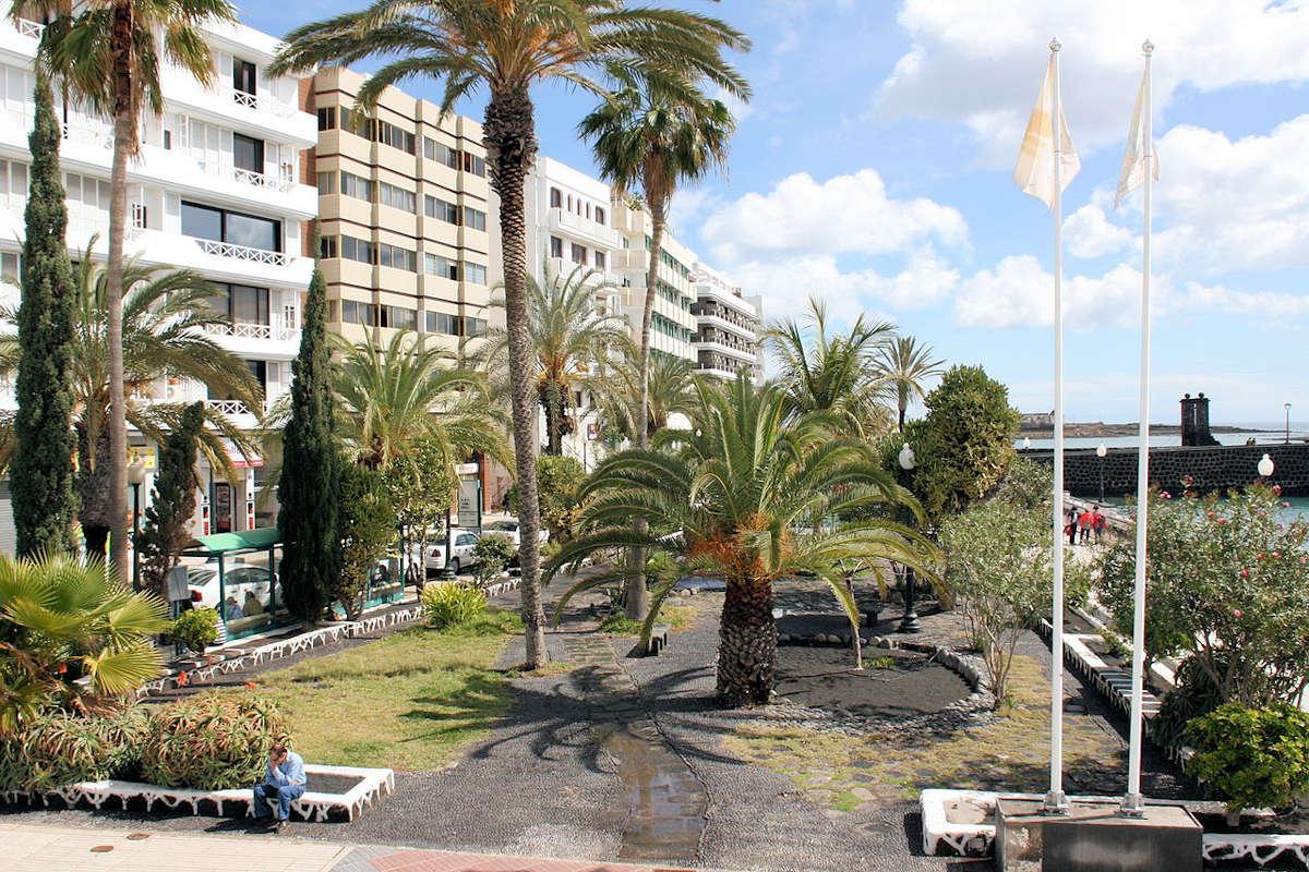 Parque-José-Ramírez-Cerda -Arrecife-Lanzarote