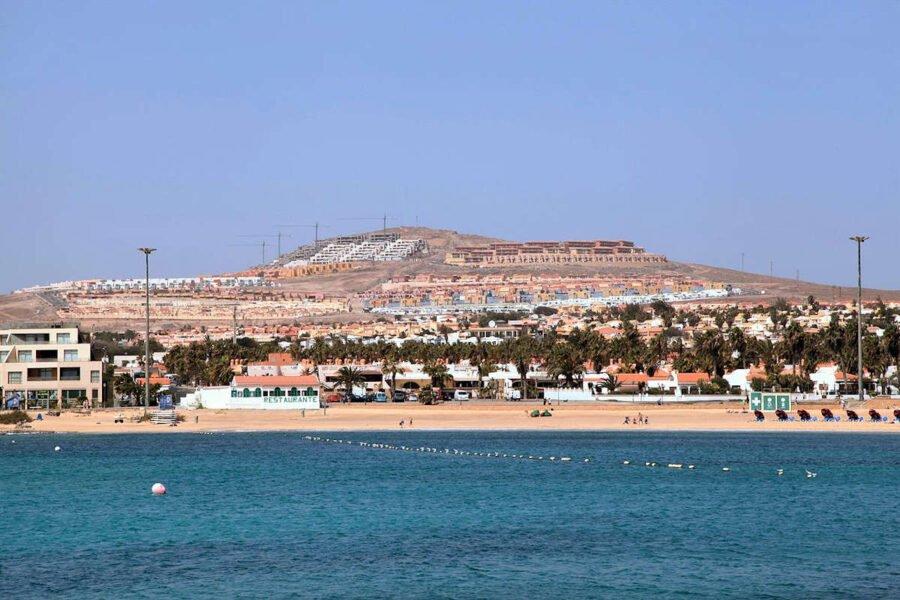 Playa de la Caleta de Fuste