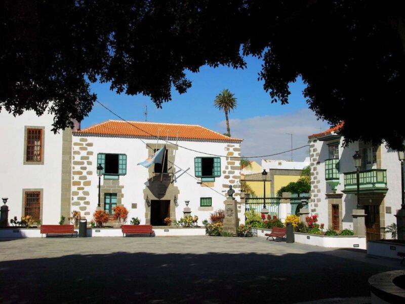 Plaza San Juan de Telde