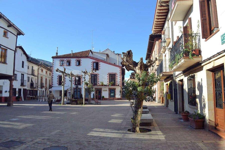 Plaza de la vendimia