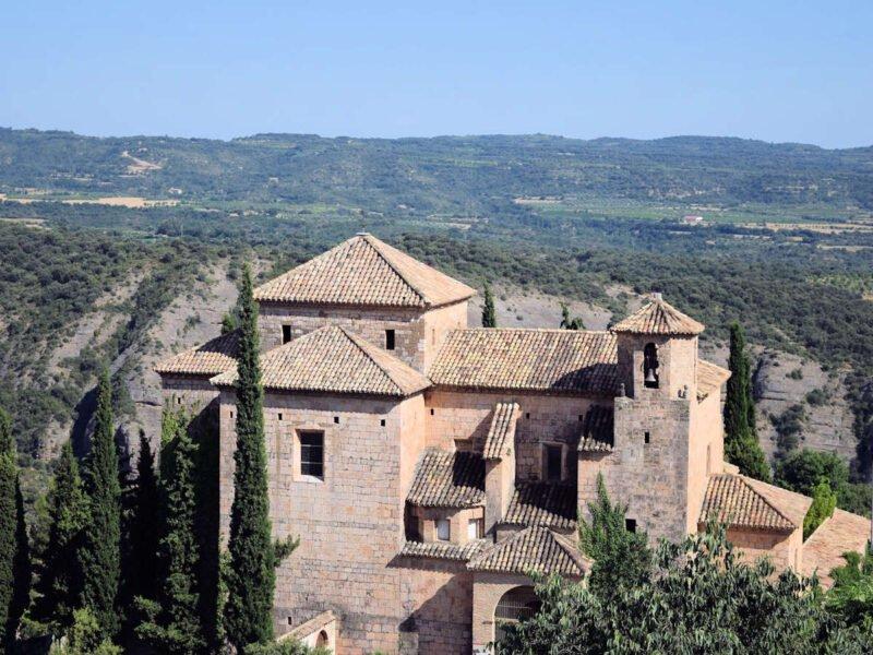 Pueblo medieval de Alquézar