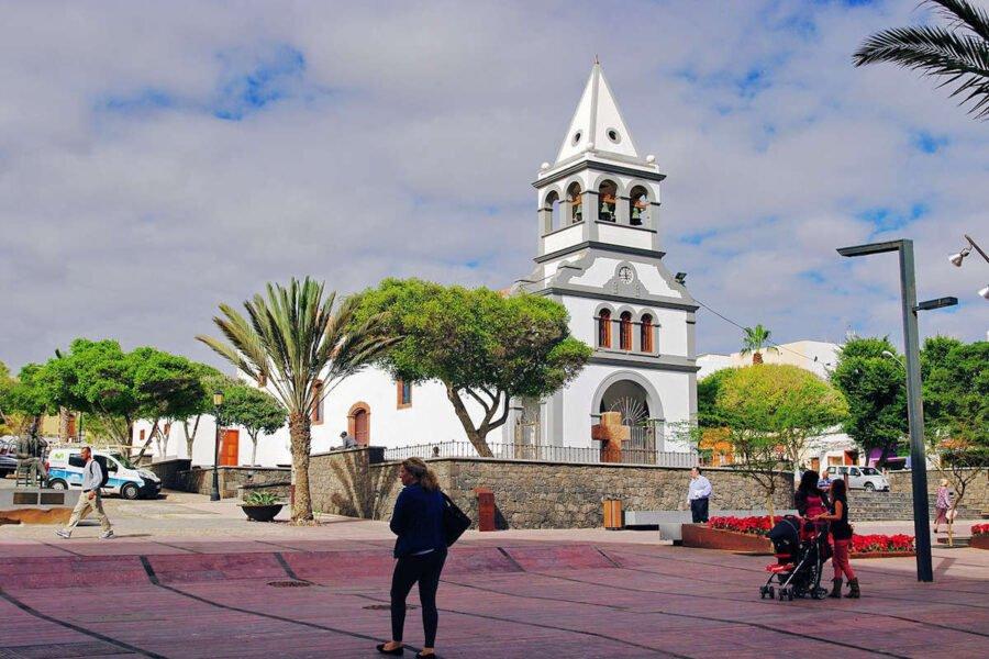 Puerto del Rosario en Fuerteventura