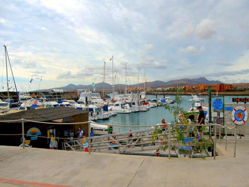 Paseo Marítimo de Antigua