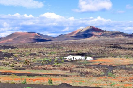 SAN BARTOLOMÉ-Pueblo de Lanzarote