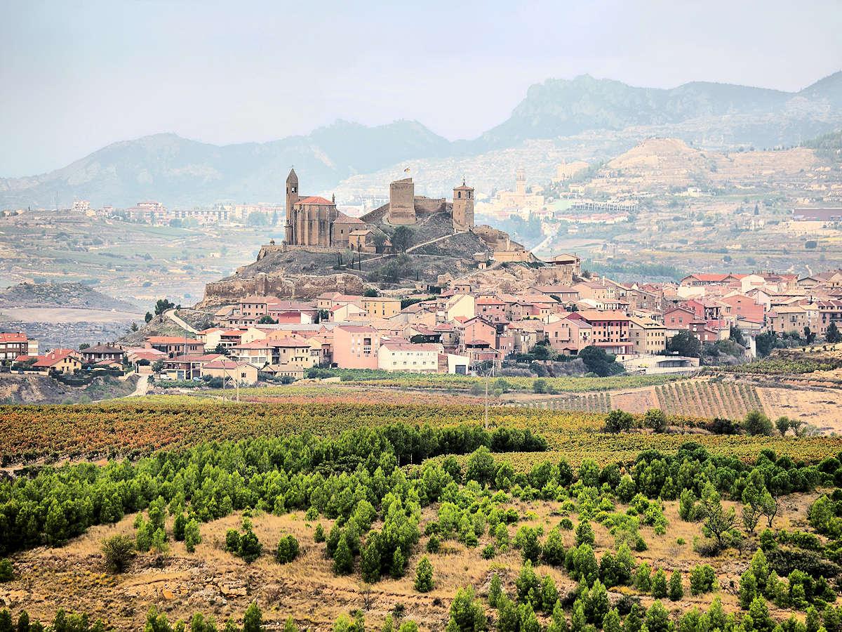 SAN VICENTE DE LA SONSIERRA-Pueblo de La Rioja