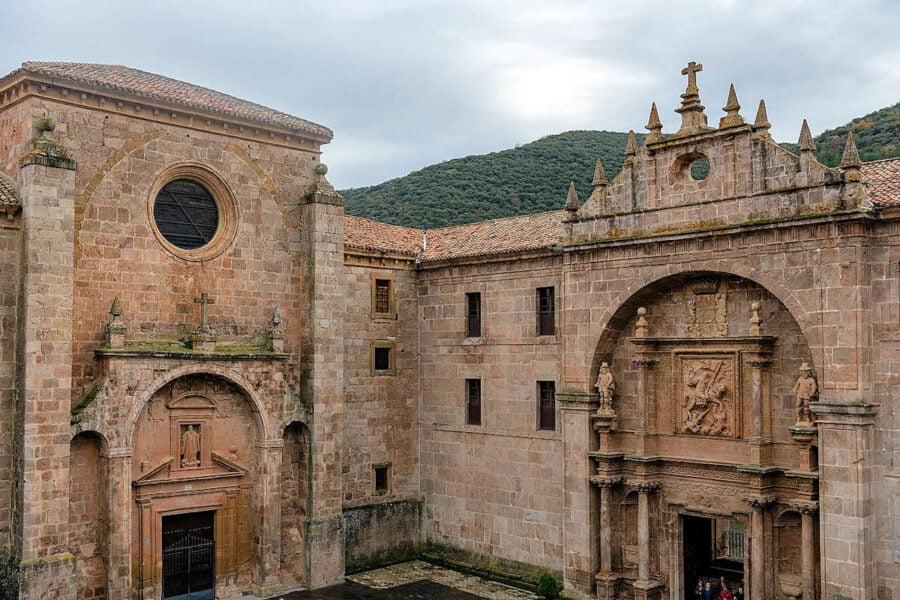 San Millán de la Cogolla en La Rioja