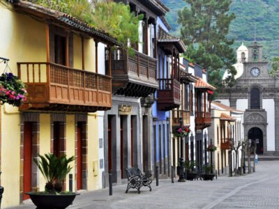 TEROR-Pueblo de Gran Canaria