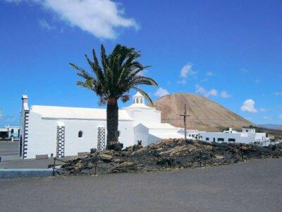 TINAJO-Pueblo de Lanzarote