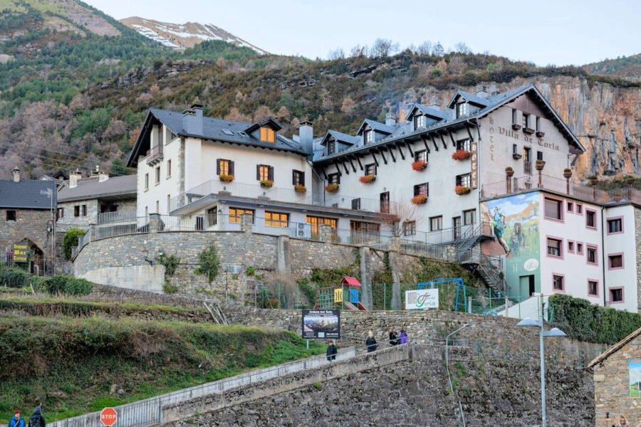 Torla en Huesca