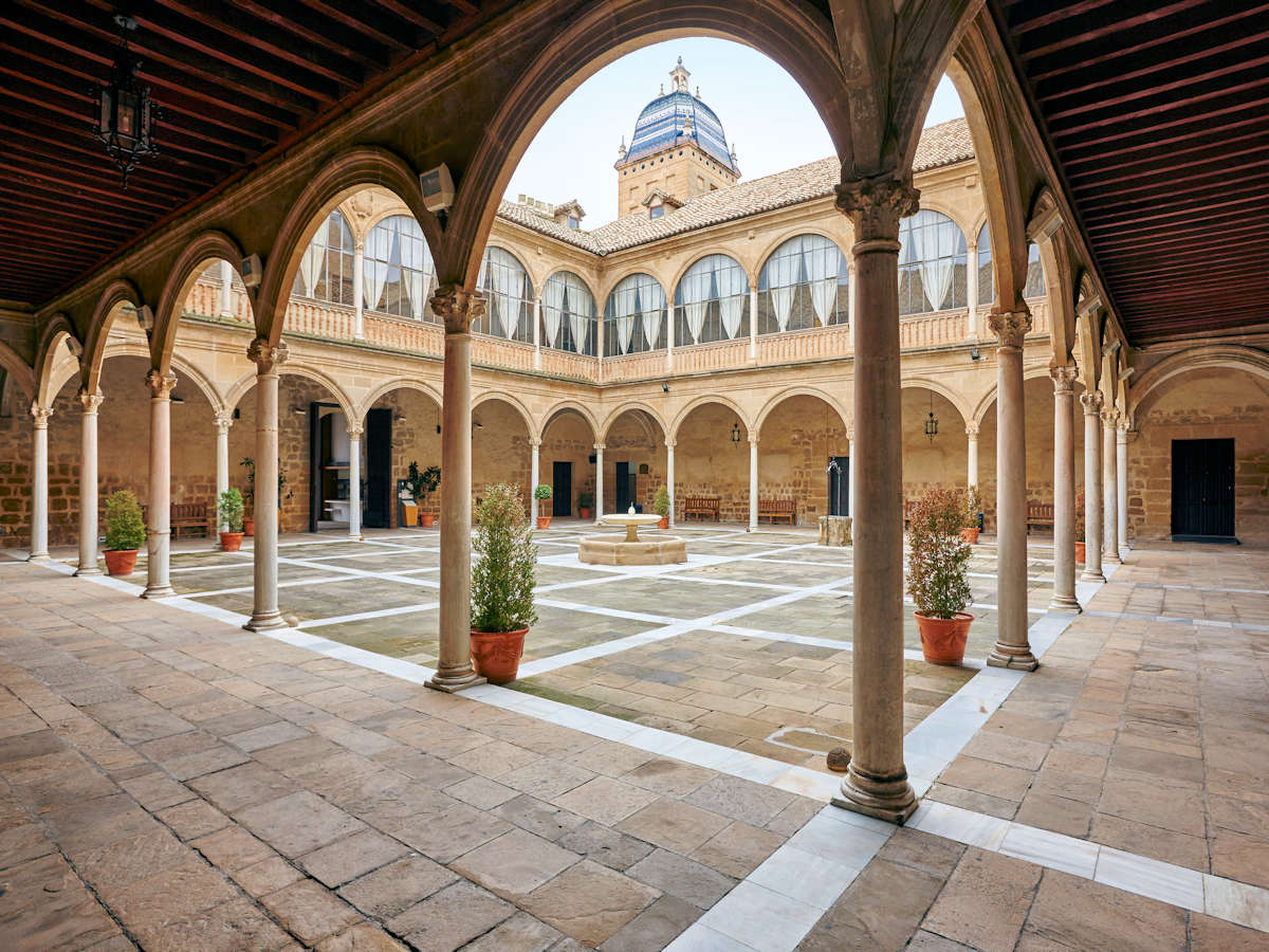 ÚBEDA-Pueblo de Jaén