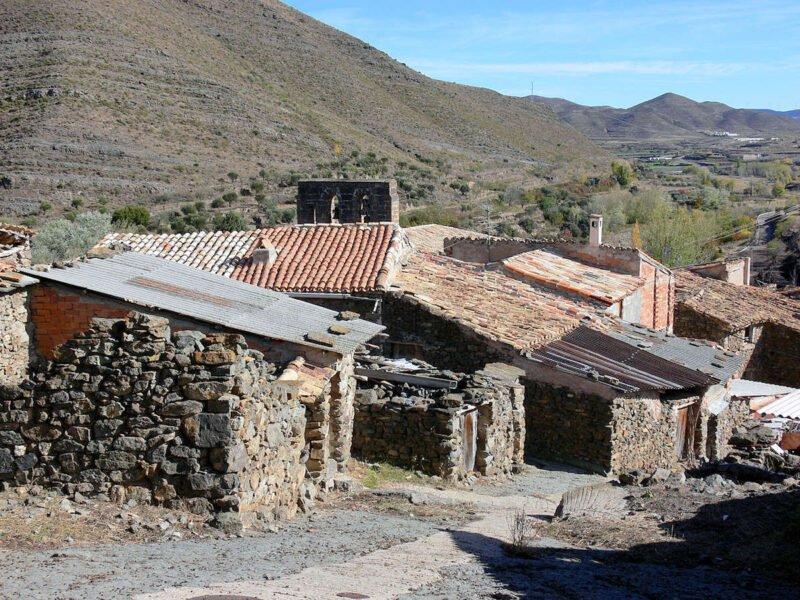 Valdeperillo en Cornago