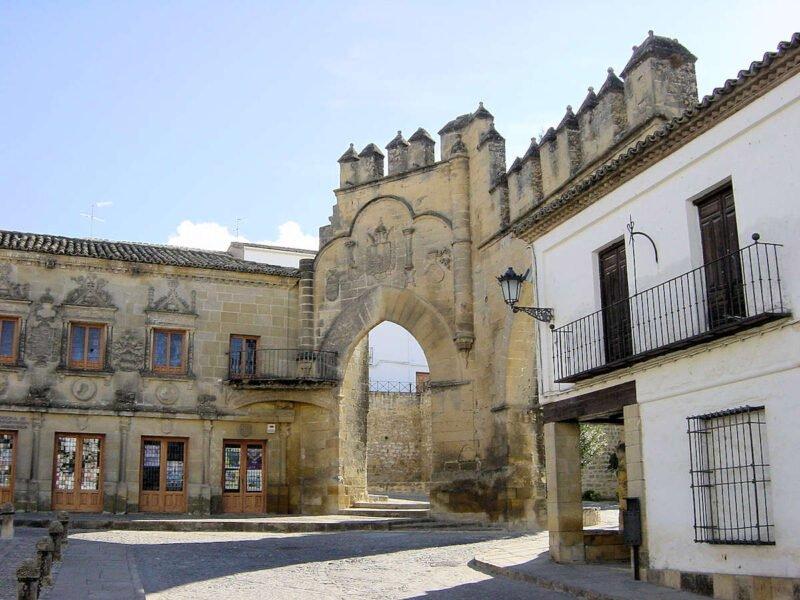 Visita Baeza en Jaén