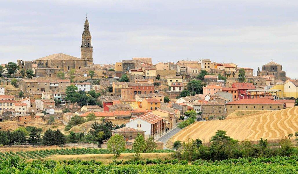 Visita Briones en La Rioja