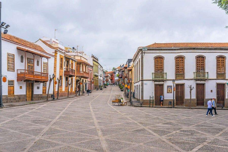 Visita Teror en Gran Canaria