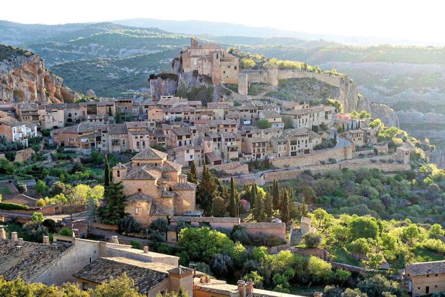 Visitar Alquézar en Huesca