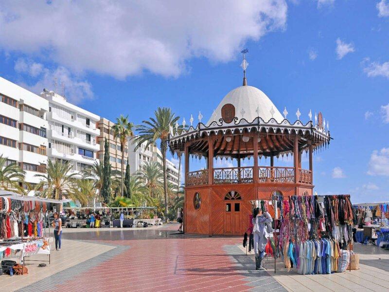 Visitar Arrecife en Lanzarote