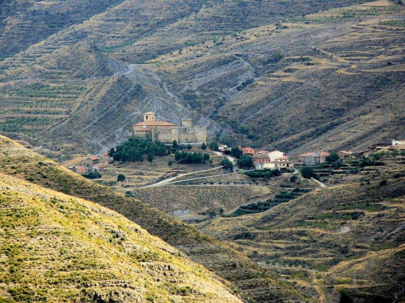 Visitar Cornago en La Rioja