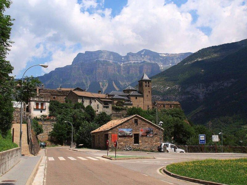 Visitar Torla en Huesca
