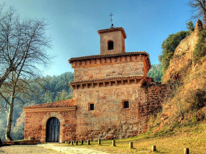 Visitar el Monasterio de San Millán de Yuso