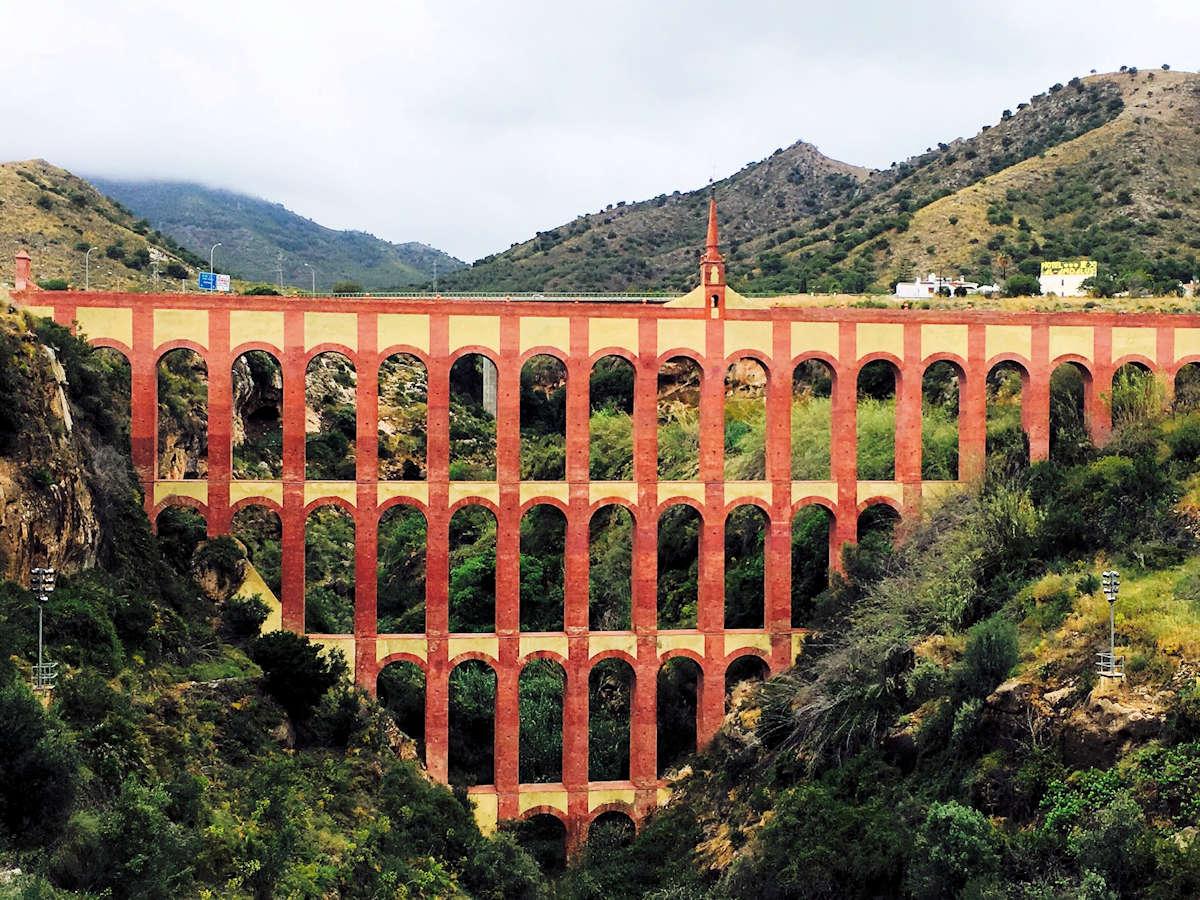Acueducto-del-Águila-Nerja-Málaga
