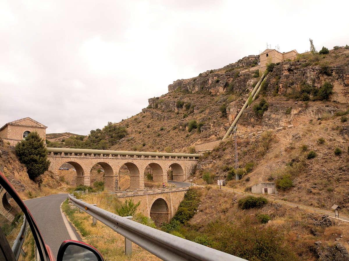 Acueducto-del-Canal-d- Isabel-II-Patones-de-Arriba-Madrid
