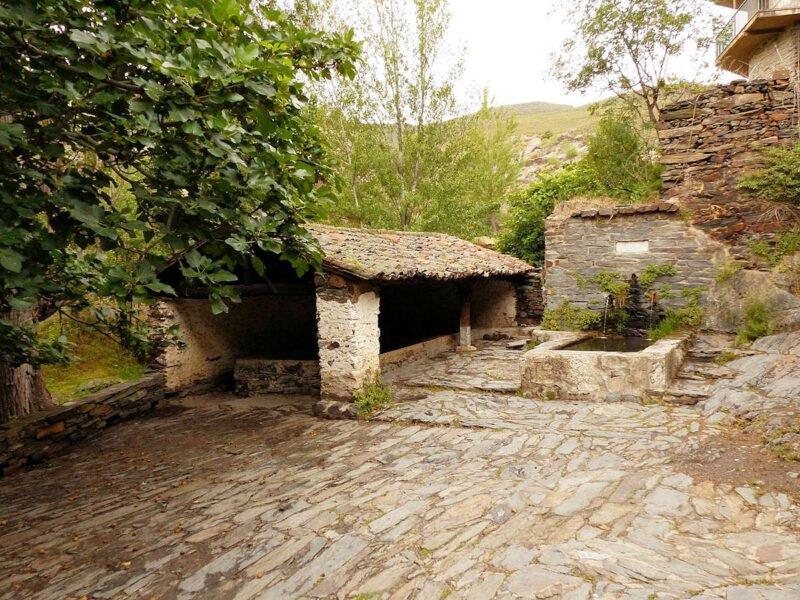Antiguo Lavadero de Patones de Arriba