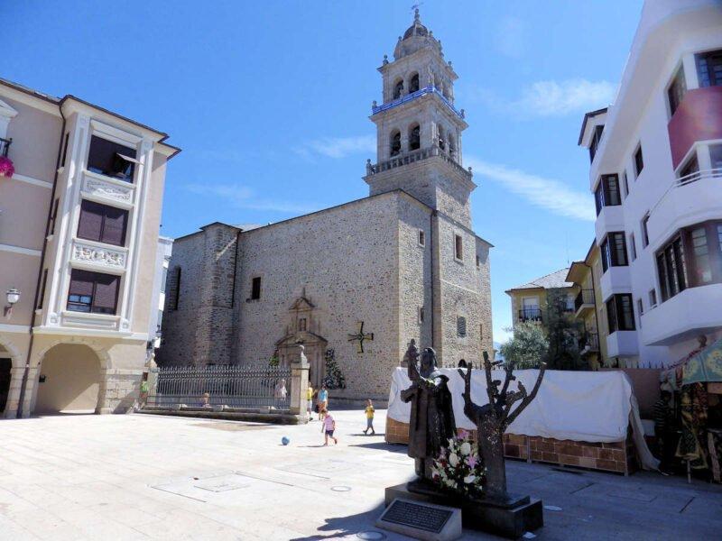 Basílica de la Encina en Ponferrada