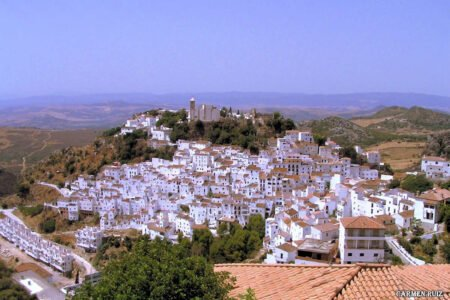 CASARES-Pueblos más bonitos de Málaga