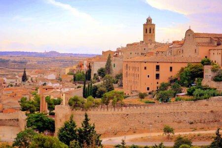 CERVERA-Pueblos más bonitos de Lleida