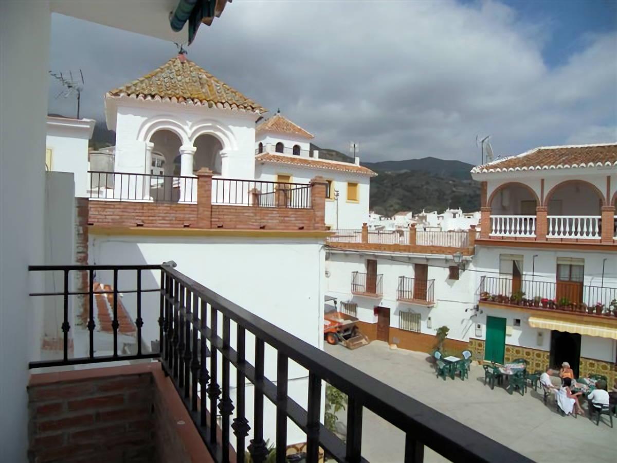 Casa-Torreón-Sedella-Málaga