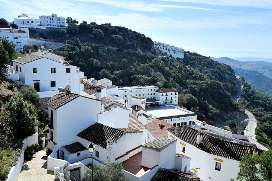 Casares en Málaga