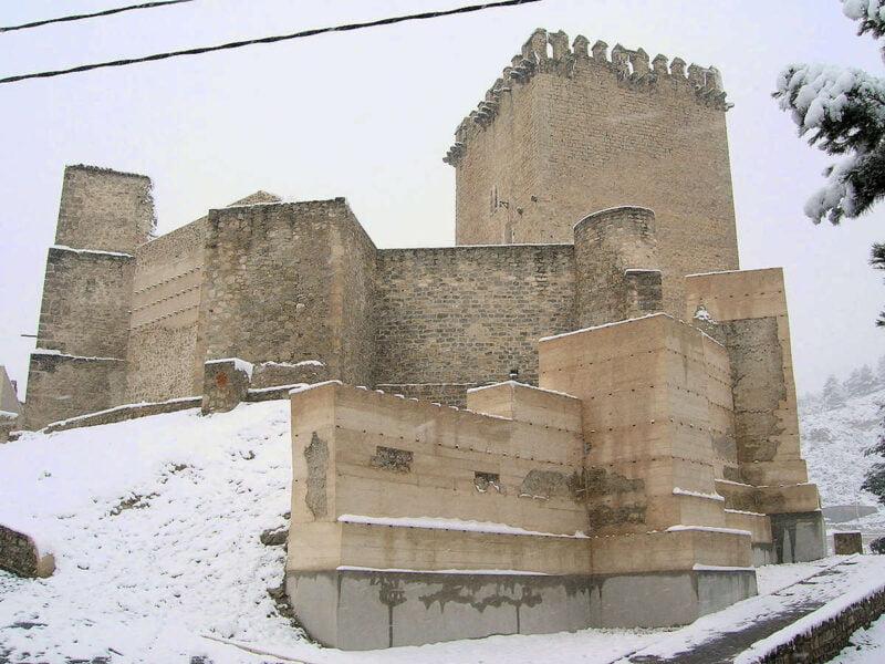 Castillo de Moratalla