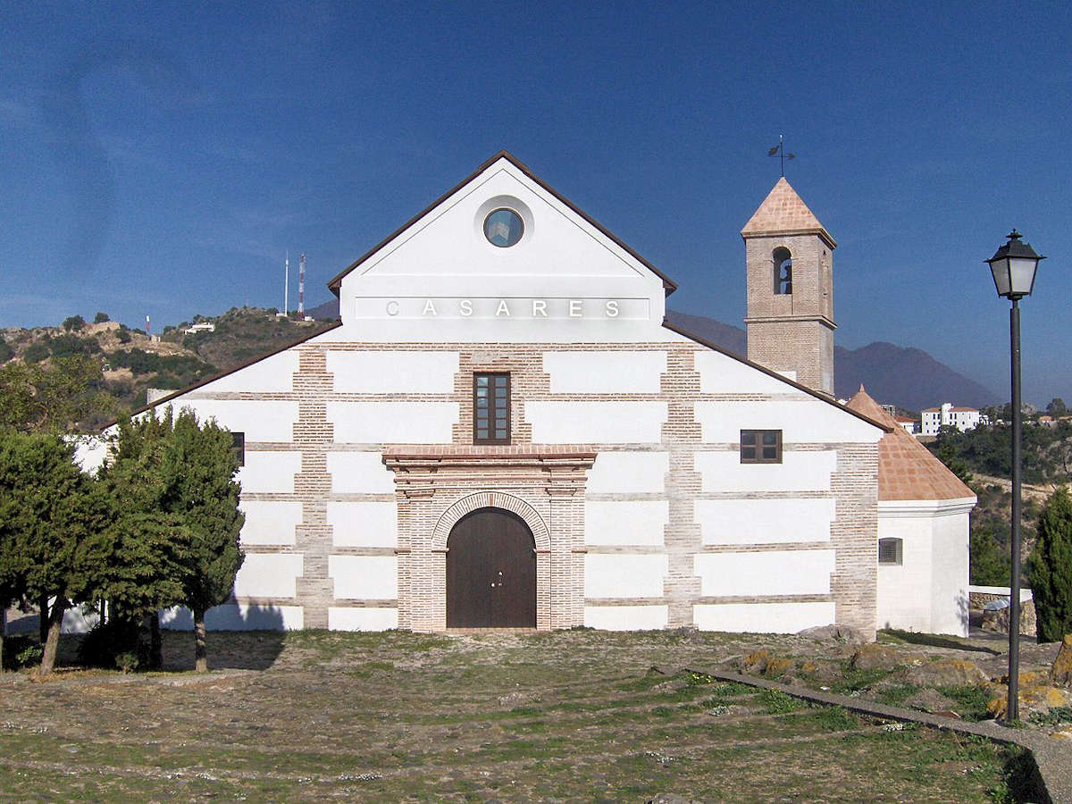 Iglesia-de-la-Encarnación-Casares-Málaga