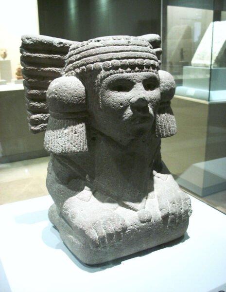 Chalchiuhtlicue- Museo de América