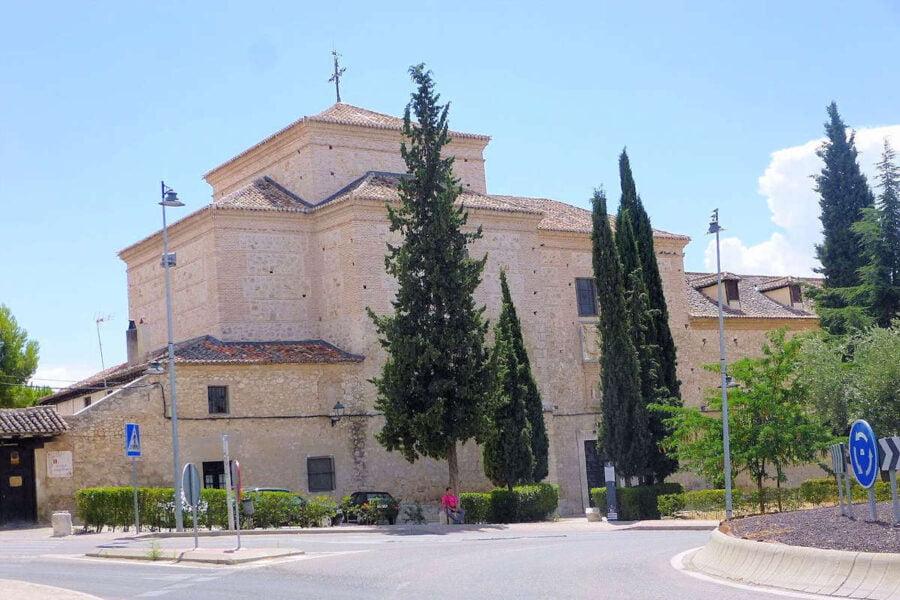 Convento de las Clarisas en Chinchón