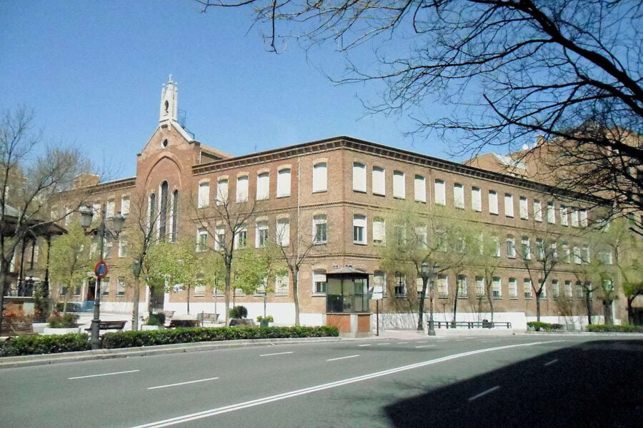 Convento y Colegio de las Ciervas