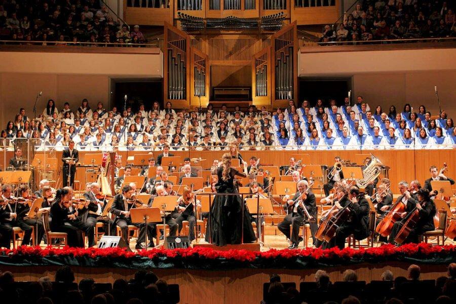 Coro Gospel Auditorio Nacional de Música