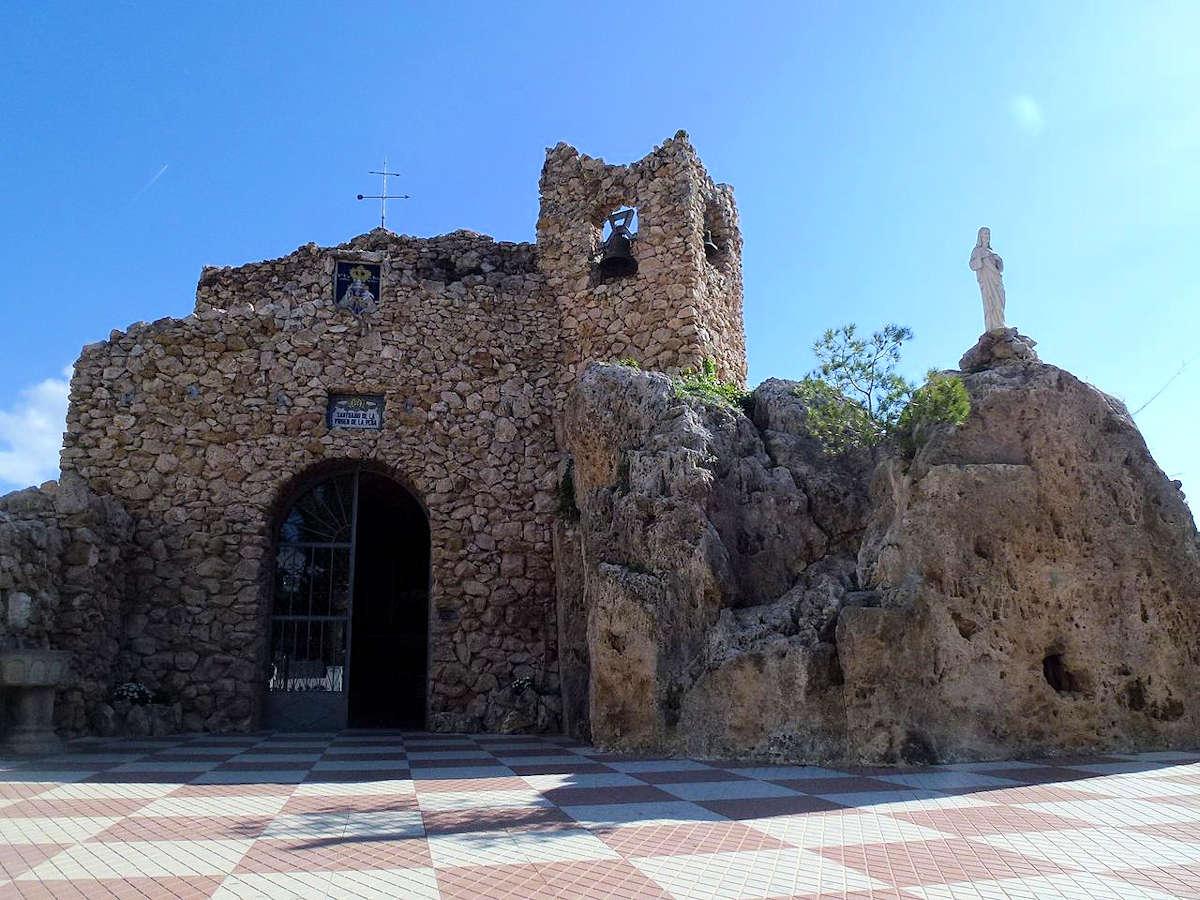 Santuario-de-la-Virgen-de-l- Peña-Mijas-Lugo