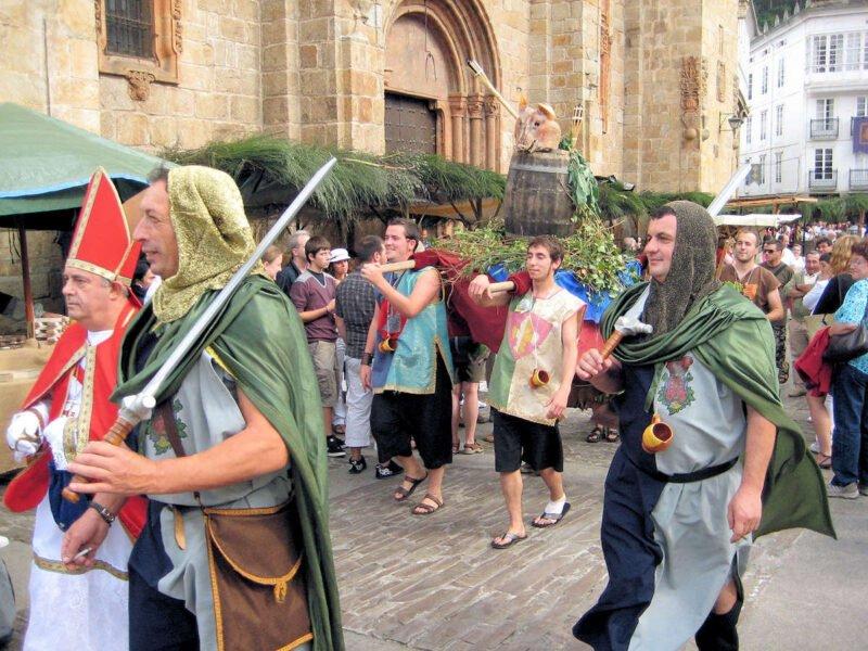 Festividades de Mondoñedo