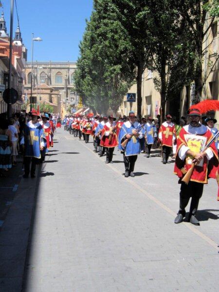 Festividades en Astorga